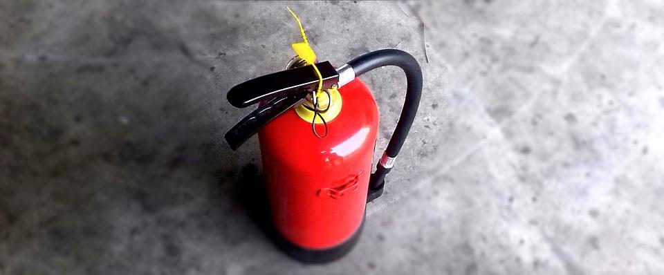 Brandveiligheid bedrijf