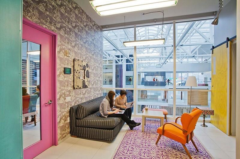 kantoor airbnb