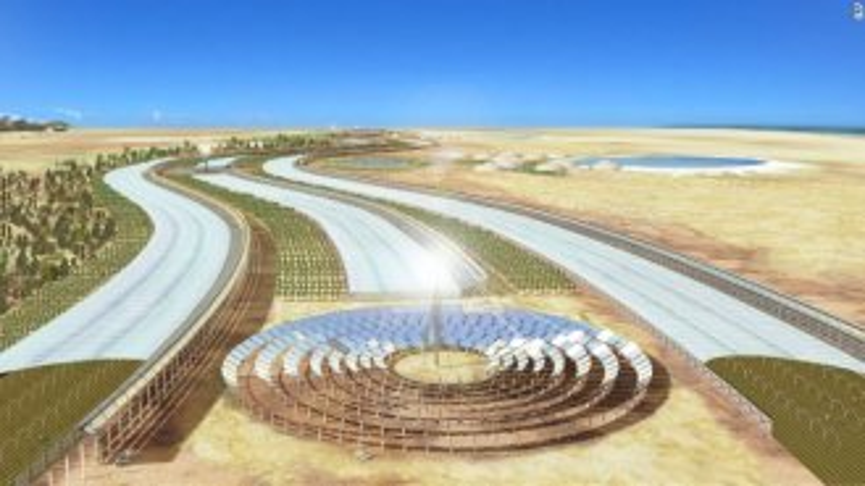 sahar forest project