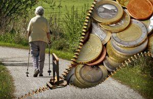 zelf sparen voor je pensioen