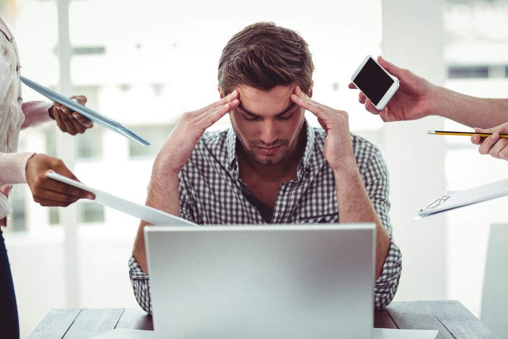 burnout voorkomen