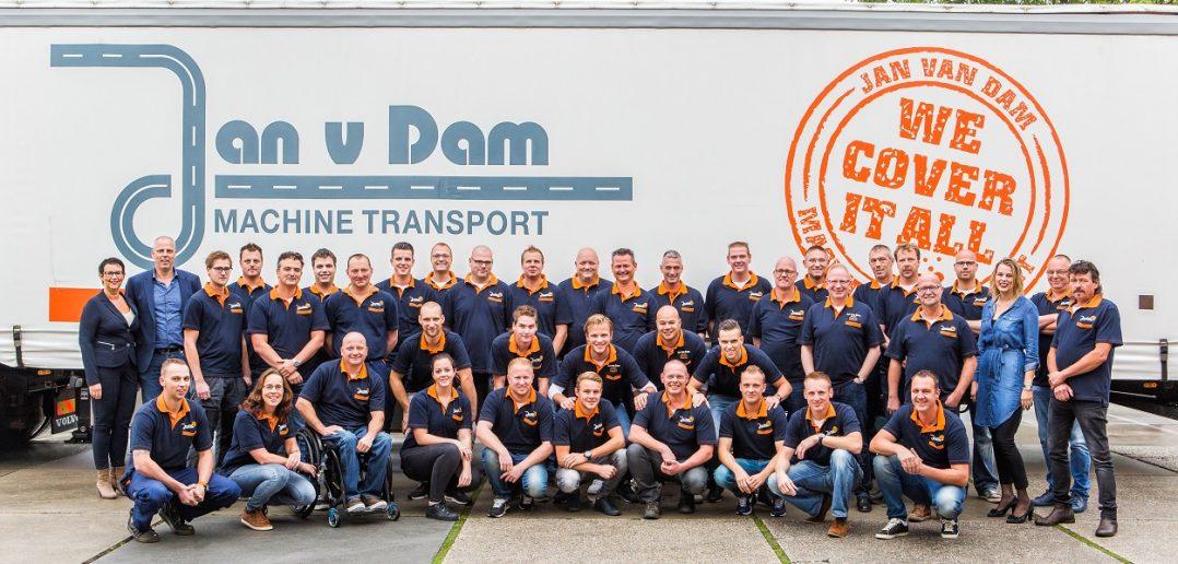jan van dam group