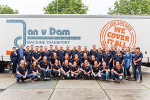jan van dam group