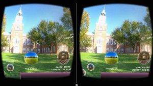 Bezienswaardigheden VR