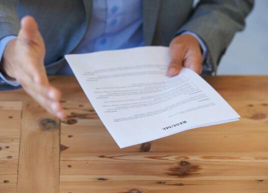 Wat je niet moet doen tijdens een sollicitatiegesprek