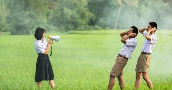 extravert versus introvert