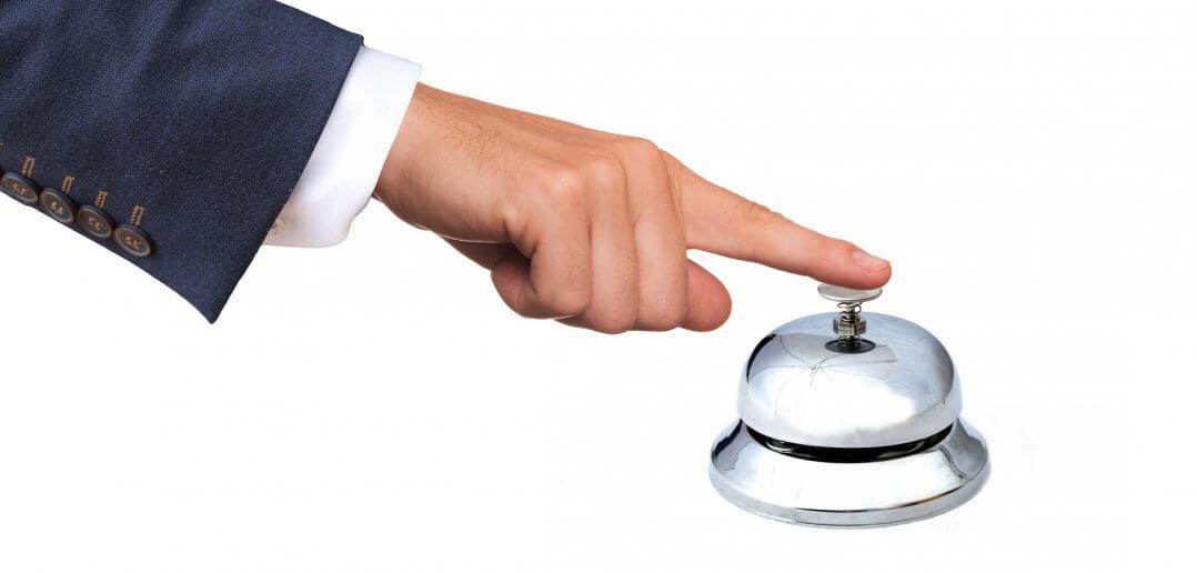 service als commercieel hulpmiddel