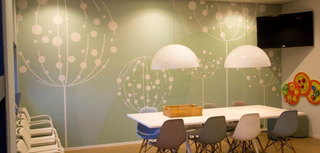 LED-verlichting-kantoor