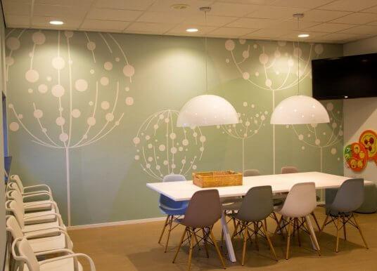 3 voordelen van LED verlichting op kantoor