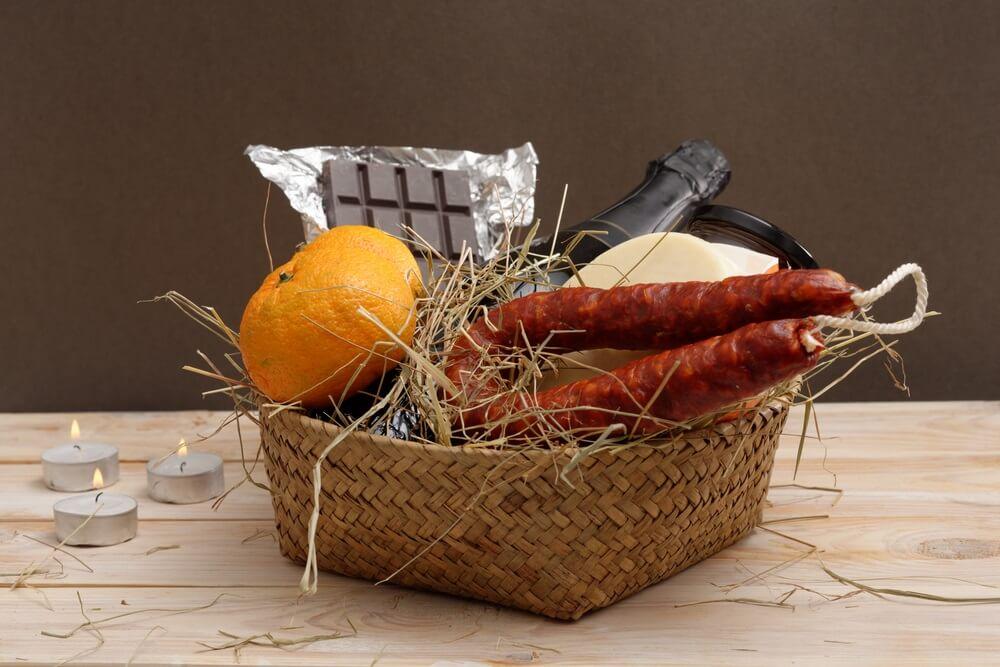 Wat te denken van een Italiaans kerstpakket, of een Oosters kerstpakket?