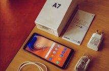 De hoesjes voor de Galaxy A7 vliegen nog steeds over de toonbank.