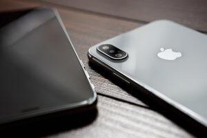 Bij de iPhone 11 komen de camera's in een vierkant.