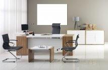 Fauteuil in je kantoor