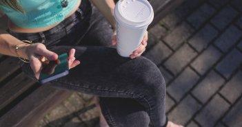 Koffie marketingtool