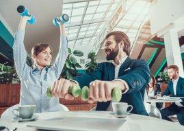 Wat kun je doen om je werknemers gezond te houden?