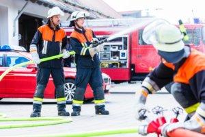 Brandwacht inschakelen