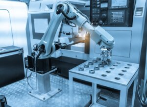 Machine of werknemer