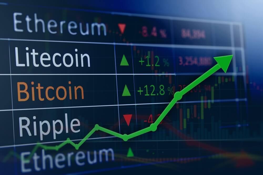 Het effect van de Bitcoin halving die plaatsvond in 2020