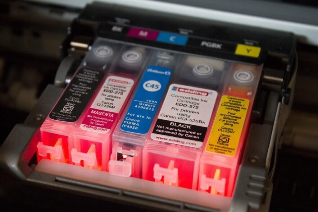 Printer uitkiezen