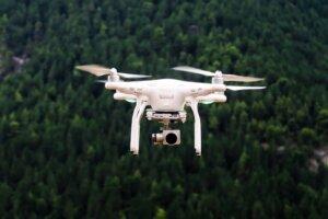 Drone vliegen voor zakelijke doeleinden