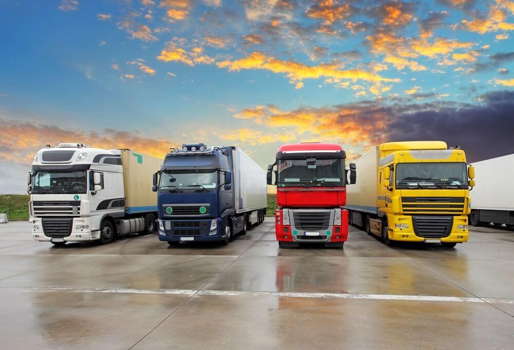 trucks voor zakelijk transport
